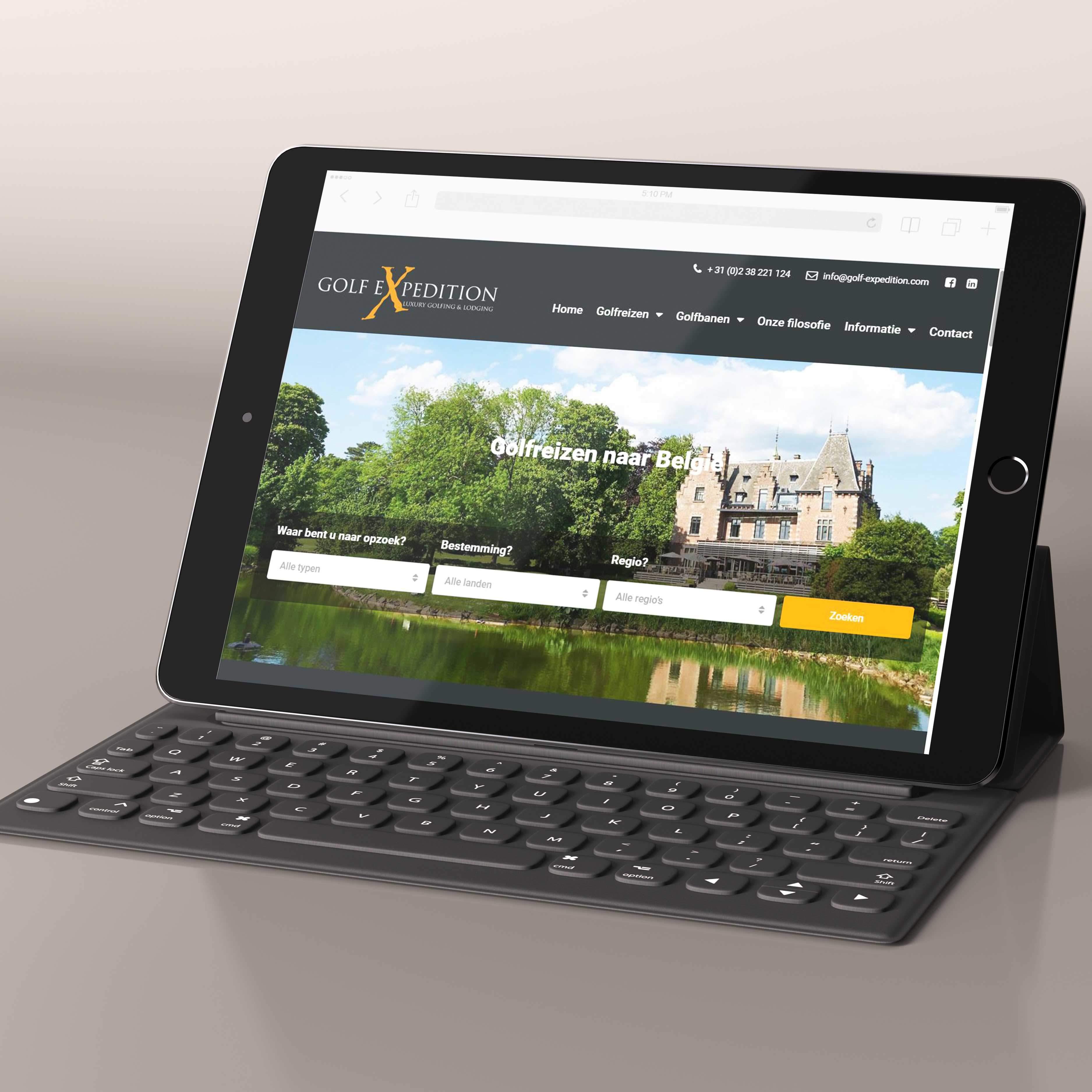 golf-expedition-online-marketing-bureau-webdevelopment-haarlem-made-marketing-3