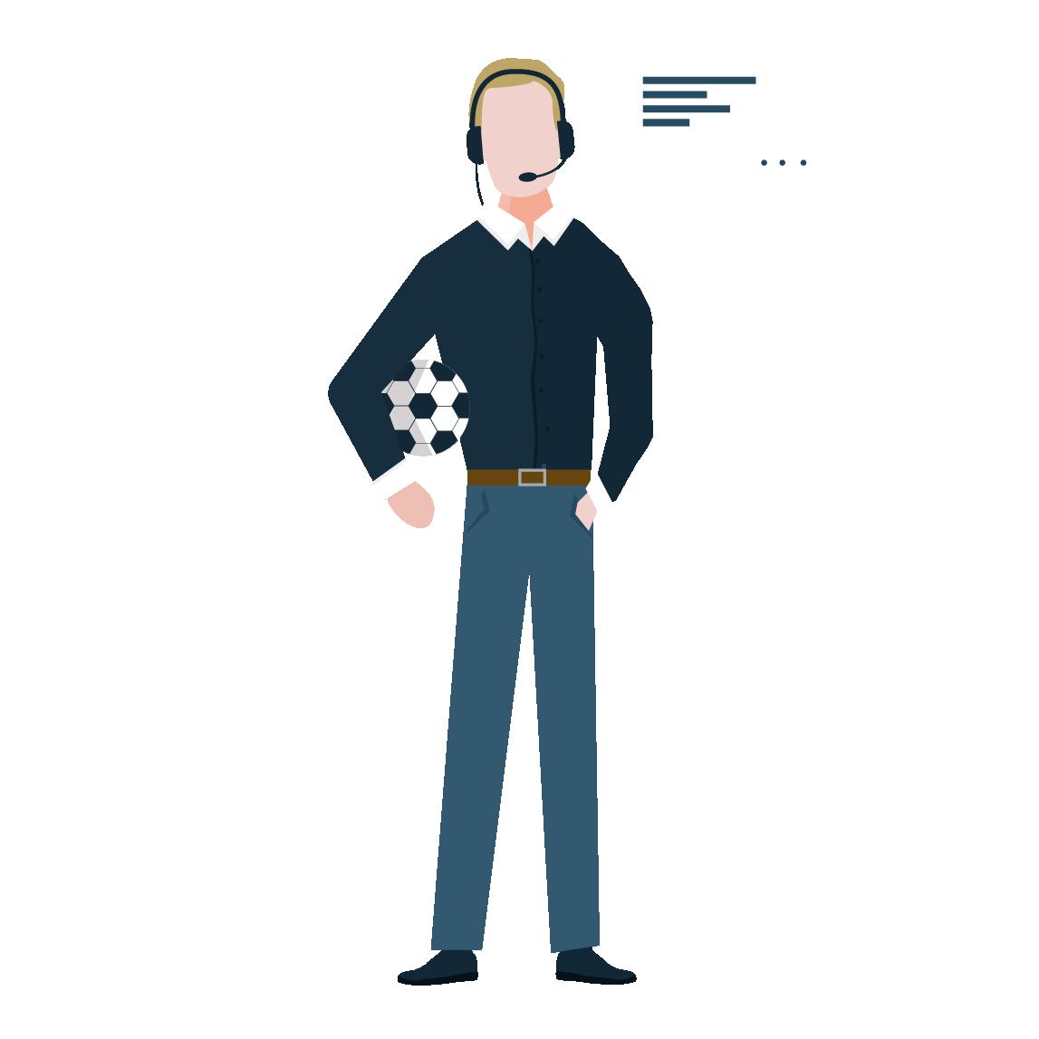 MADE-marketing-web-development-online-marketing-werknemers-illustraties_Mark-duijtshoff-met-mic