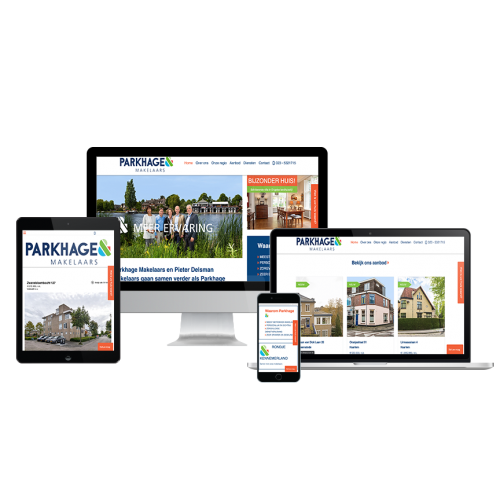 made-marketing-website-mock-up-parkhage-makelaars