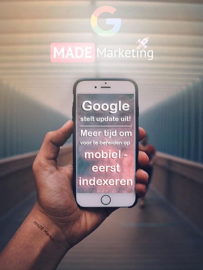 Mobiel-eerst-indexeren
