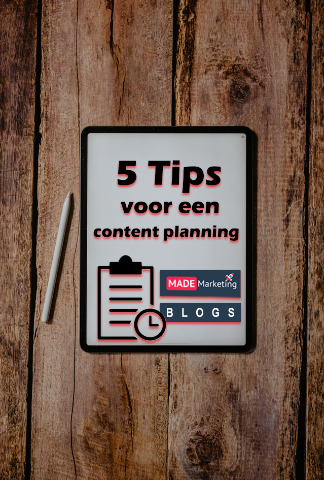 5-tips-voor-een-content-planner