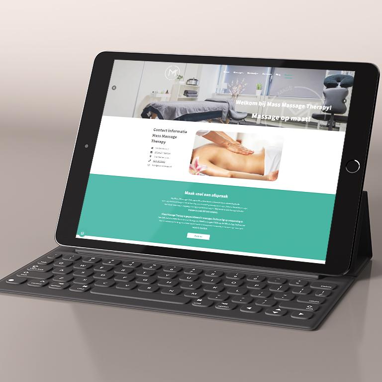 massage-portfolio-made-marketing-online-marketing-website-bouwen-tablet-mockup