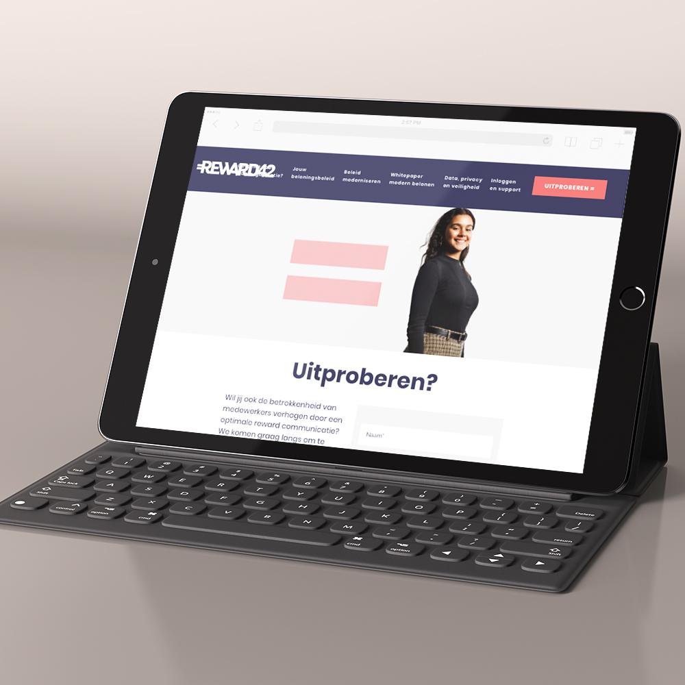 reward42-portfolio-made-marketing-online-marketing-website-bouwen-tablet-mockup