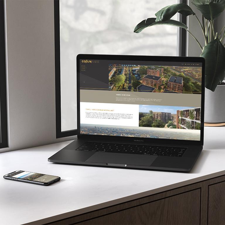cosun-portfolio-made-marketing-online-marketing-website-bouwen-laptop-mockup