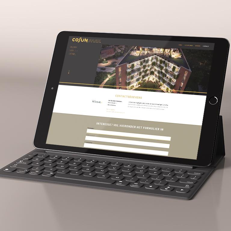 cosun-portfolio-made-marketing-online-marketing-website-bouwen-tablet-mockup