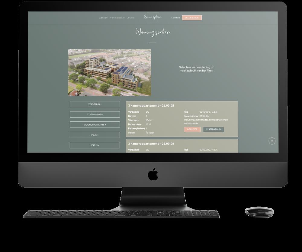 Made-marketing-bureau-haarlem-online-marketing-maarwerk-api-koppelingen-mockup-wonen-aan-het-beursplein