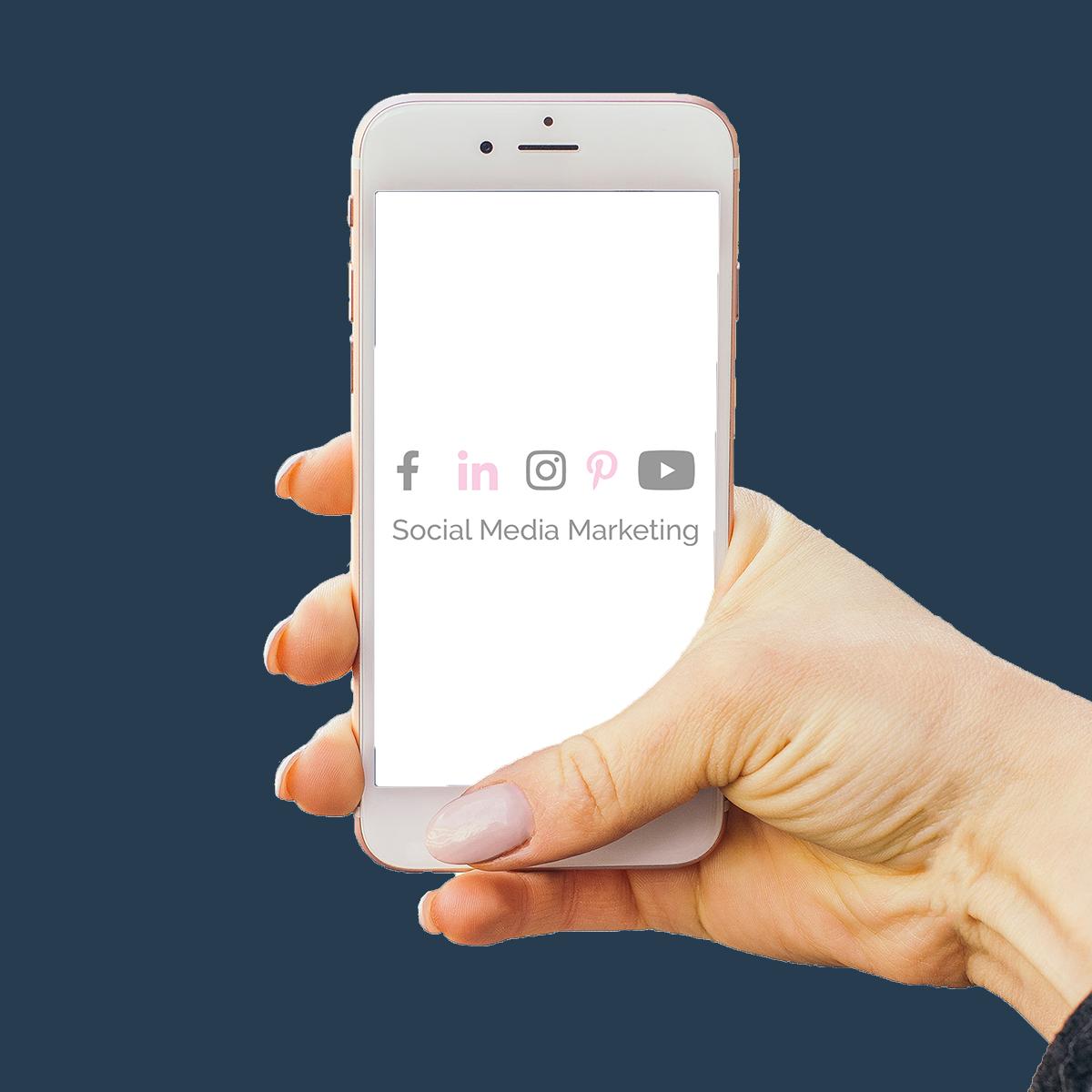 Social-media-beheer-social-media-advertising-SociaLLien-MADE-Marketing-smartphone